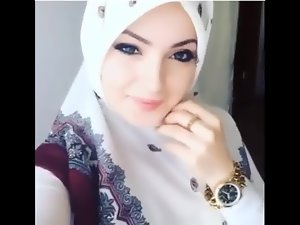 Incomparable Hijab Woman