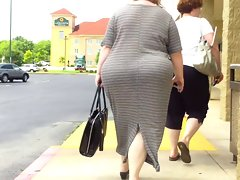 BBW In the air Sundress Monumental Arse